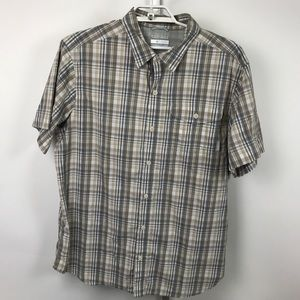 Columbia Omni Wick Vented Short Sleeve Shirt XL